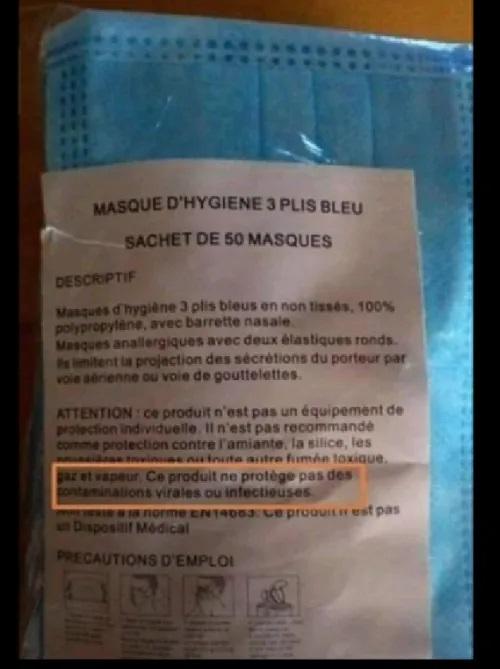 - Port du masque: une hystérie collective ?