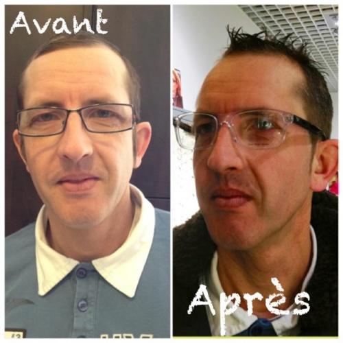 Relooking avant apres homme images - Relooking avant apres ...