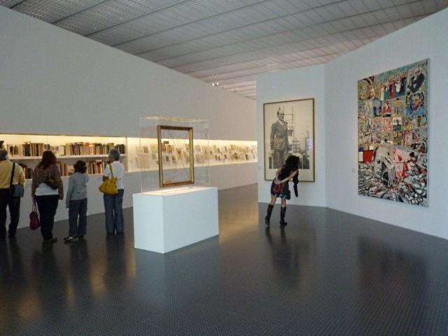 Au Centre Pompidou Metz les galeries mp13 30 05 2010 - 39