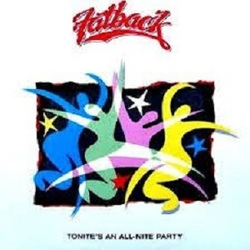 Fatback - Tonite's An All Nite Party - Complete LP