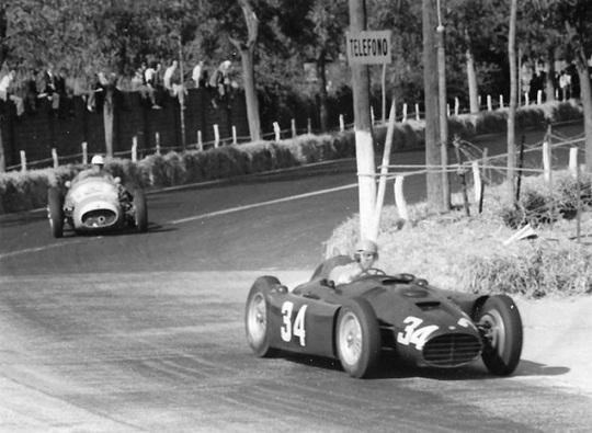 Alberto Ascari F1 ( 1950-1955 )