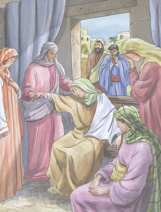 Jesus Raises the Widows Son