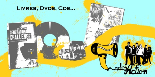 Livres, Dvds et autres
