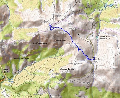 La Tossa d'Alp