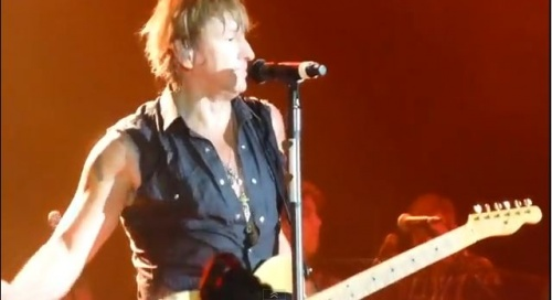 Richie Sambora  concert 12 octobre 2012 Munich
