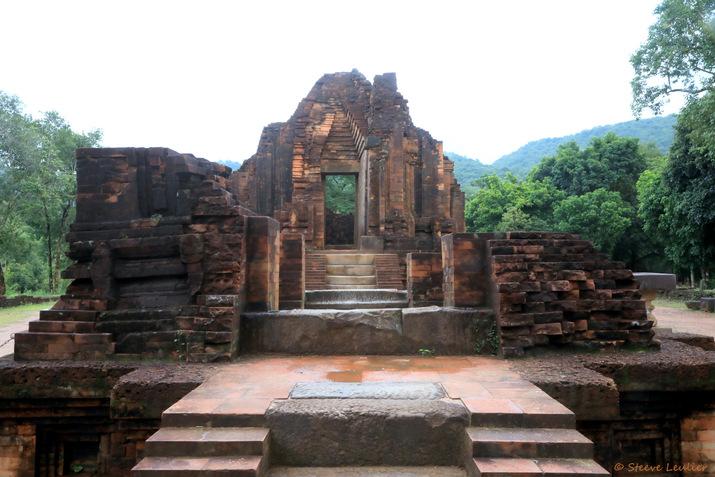 Le sanctuaire de Mi-Sön, Vietnam 2019