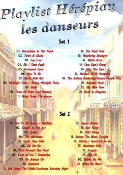 Playlist 17 h 30  SAILOR STEP