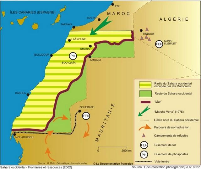 Arrêt espagnol sur des faits de génocide au Sahara: une instrumentalisation politique