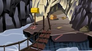 Jouer à Escape from rock cave