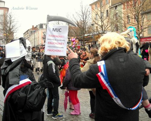 Carmentran 6...Carnaval de Romans sur Isère 2015...