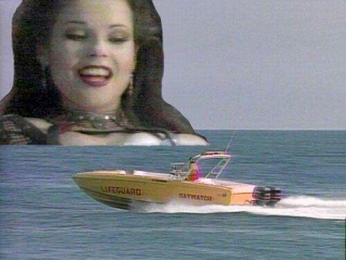 Petit bateau, tu es en danger