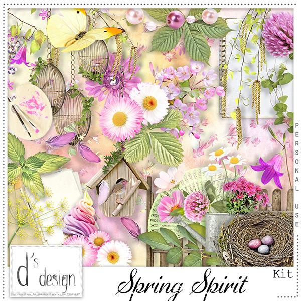 Spring Spirit Full Kit