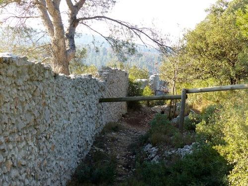 Mur de Gueidan - Gardanne