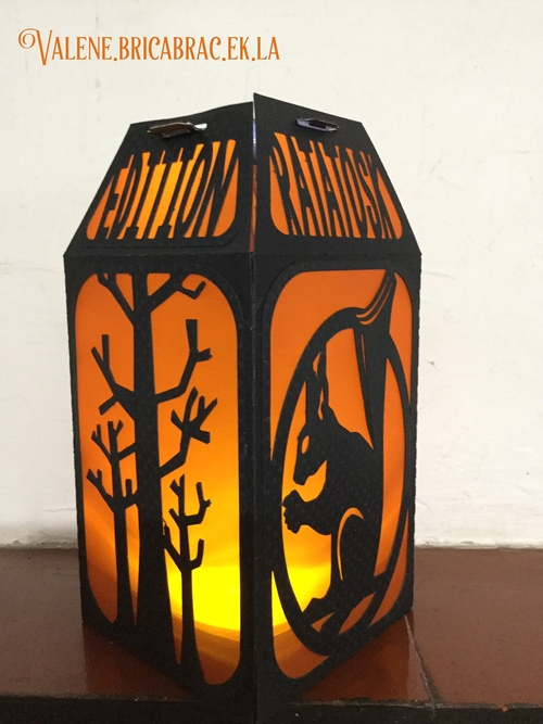 Halloween 2015 : La lanterne de Dreaming Tree