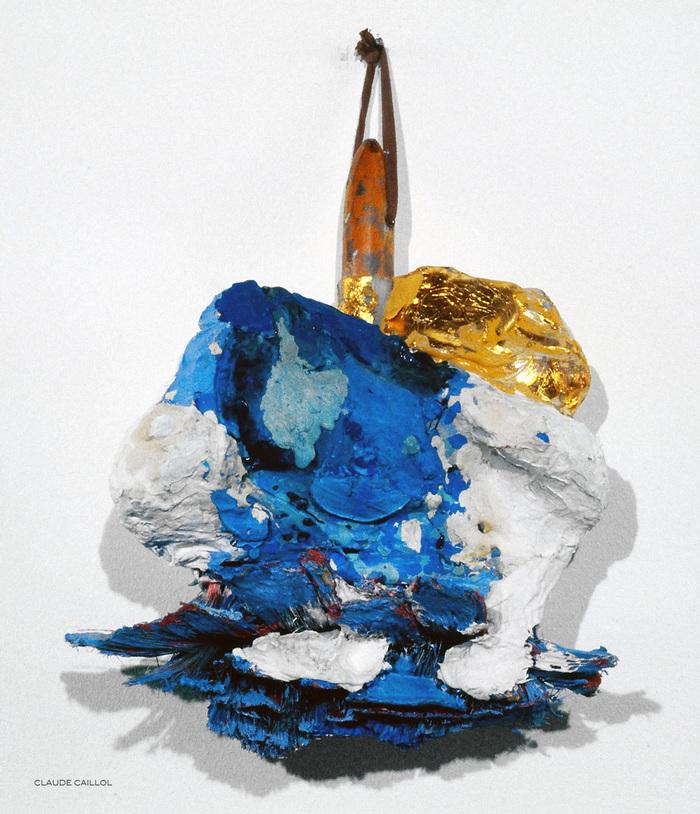 Claude Caillol Peinture-Sans Titre 1981