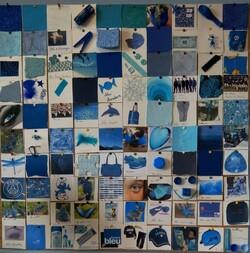 100 nuances de bleu: défi relevé !