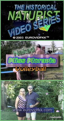 EurovidFKK. Naked Miss Moravia Volleyball. 2003.