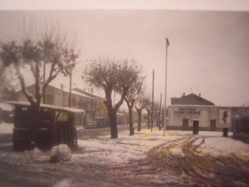Neige à Mondovi
