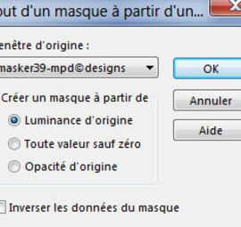Masque masker39