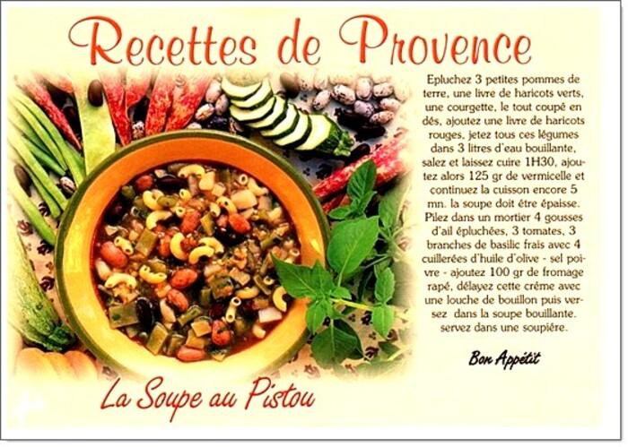 Basilic pour le Pistou...