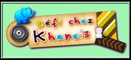 Les anciens articles pour les défis mensuels de Khanel