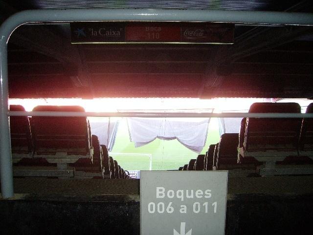 Le meilleur pour la fin !  le stade de barcelone !!!!!!!!!!!