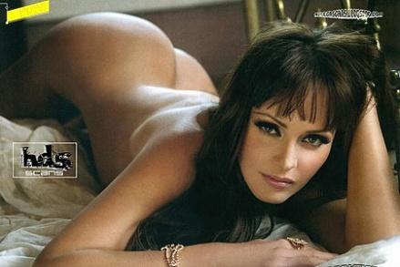 Gabriela Elena Spanic Utrera (Gaby Spanic) sexy nue