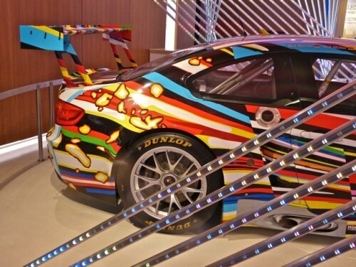 Jeff Koons BMW artcar 3