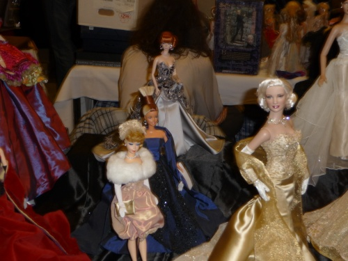 PARIS FASHION DOLL FESTIVAL 2009 (50 ANS BARBIE)