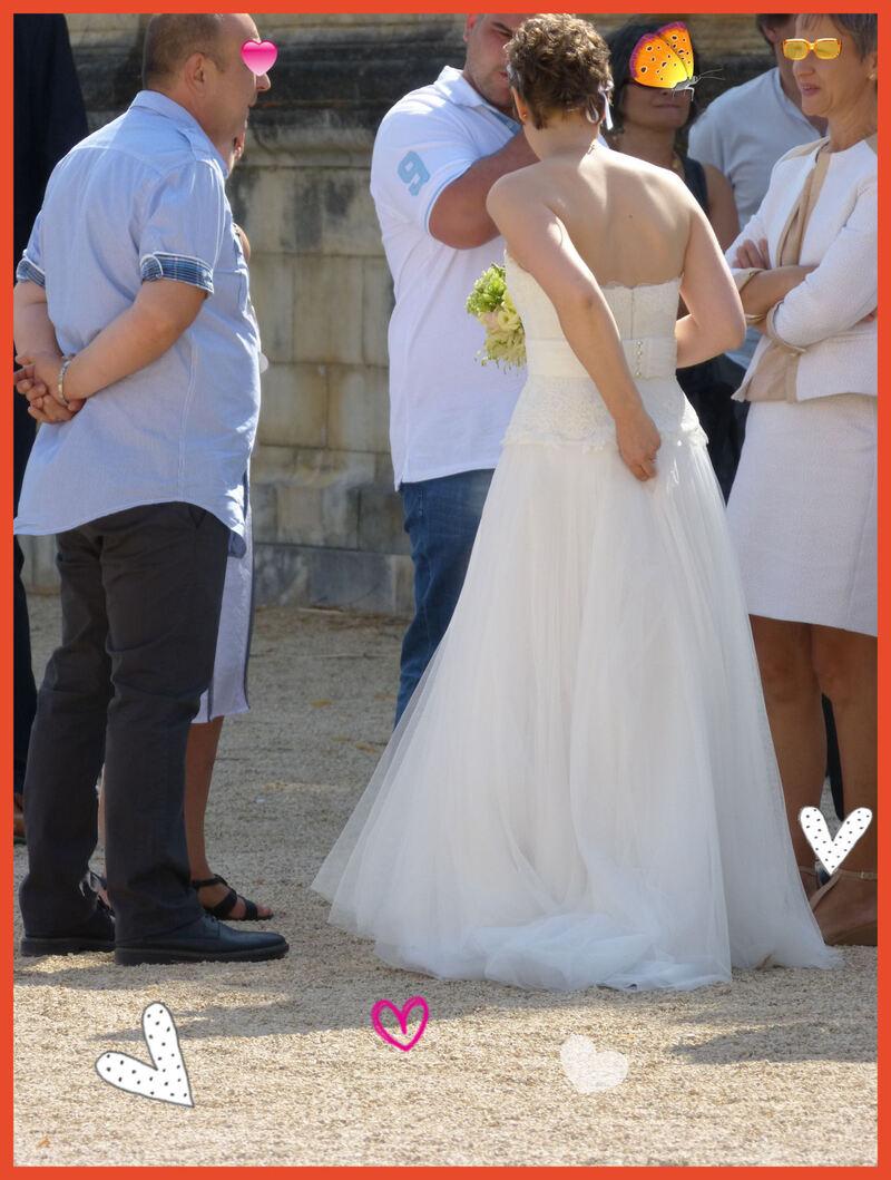 Mariage estival ...