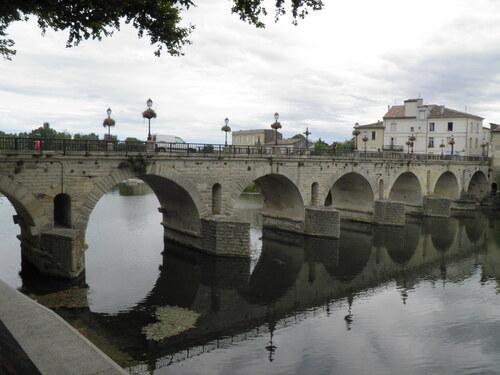 Sommières,charmante ville du Gard