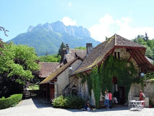 Menthon Zaint Bernard en Savoie (photos)