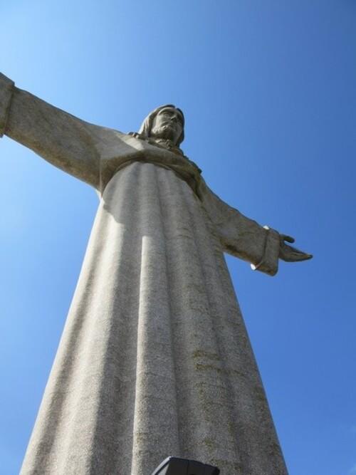 Lisbonne - journée 3 - Cristo Rei