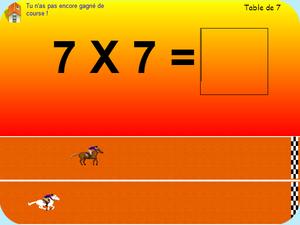 Jeux tables de multiplication les journ es sont trop for Les tables de multiplication en ligne