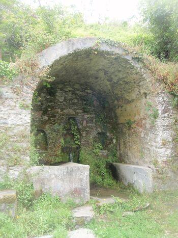 La fontaine monumentale de Campile