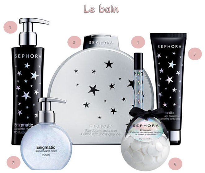 Calendrier De L'Avent #12: Collection de Noël - Sephora
