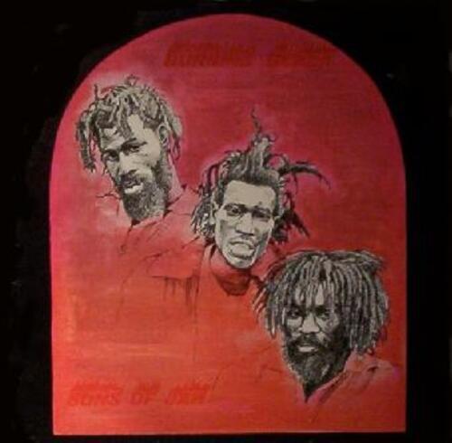 Sons Of Jah - Burning Black (1979) [Reggae]