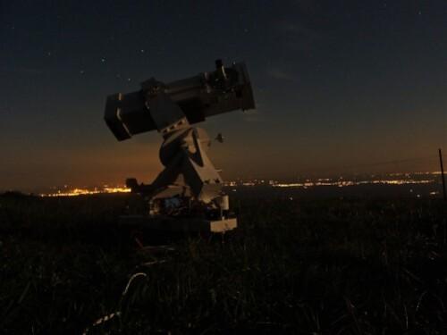 telescop pierre