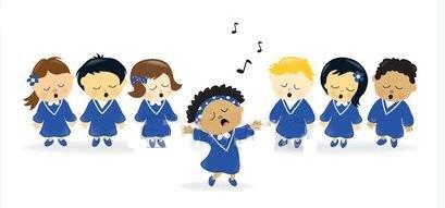 les chants de la chorale