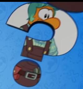 Rory arrive bientôt sur l'Île de Club Penguin