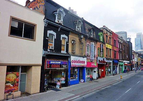 Toronto Yorkville 1