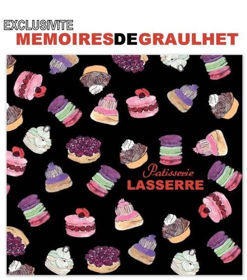 La pâtisserie LASSERRE : un succès graulhétois