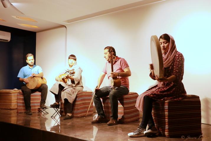 Le Musée de la musique d'Ispahan