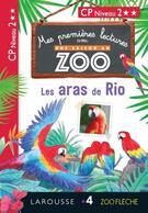Mes premières lectures « une saison au zoo » (découverte)