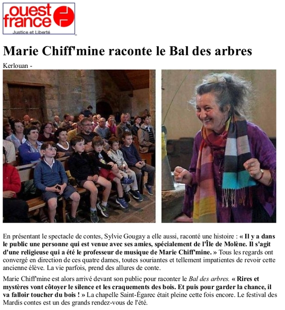 12 08 14 Marie CHIFF'MINE