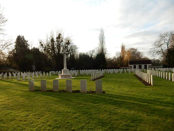Dernier volet de photos du cimetière de Bruxelles