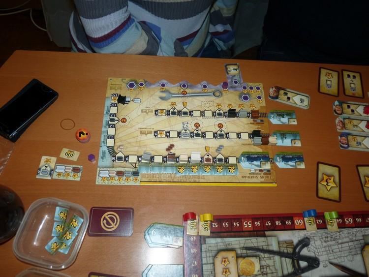 Russian Railroads (Karine)