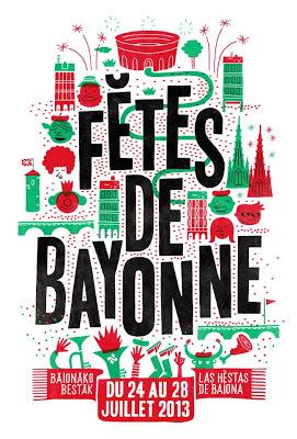 les Fêtes de Bayonne 2013  journée des enfants