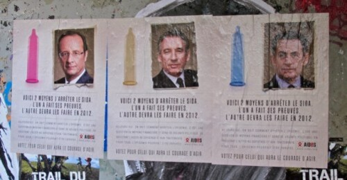 sida affiche élection présidentielle 7