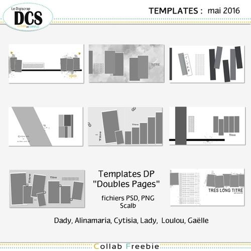 DCS et les templates de Mai